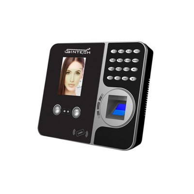 Sintech Face Attendance System with simple Access control & Nepali software supported