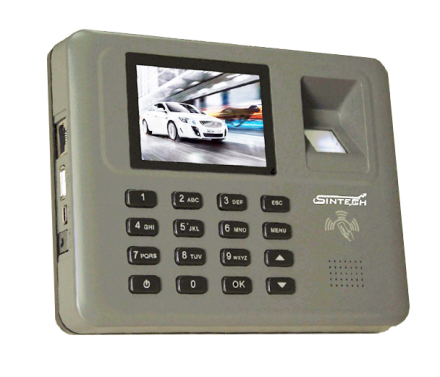 Fingerprint time attendance system with Cloud software...
