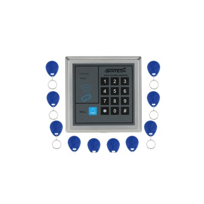 Card & PIN Access Control System with 180KG Lock & all accessories